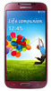 Смартфон SAMSUNG I9500 Galaxy S4 16Gb Red - Зеленоград
